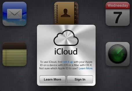 Apple notifies MobileMe members of iCloudcom email options