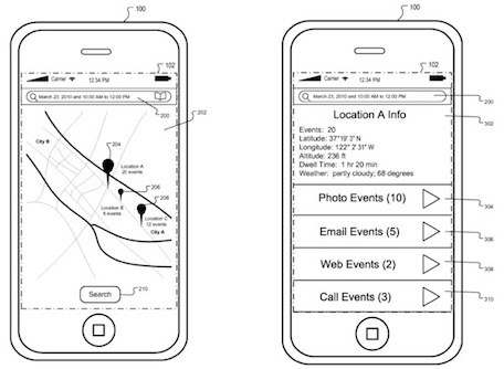 Patented iOS journaling system could revolutionize searching on your device