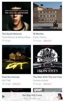 Rdio for iOS gets a 20 makeover, revamped design