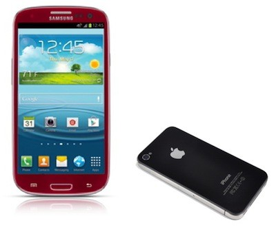 Samsung Galaxy S III bests iPhone 4S in Q3 2012 smartphone sales