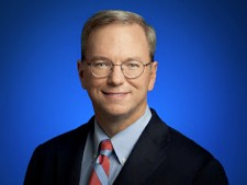 Google's Eric Schmidt Android is winning