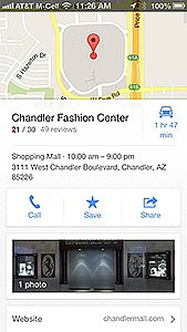 Review Google Maps for iOS
