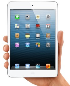 iPad mini demand high in China