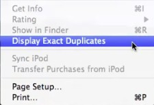 Mossberg iTunes duplicate song detection is coming