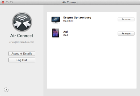 TUAW Sneak Peek An early look at Avatron's AirLogin remote Mac access