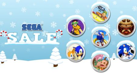 Holiday iOS game sales Sega, Square Enix, and plenty more