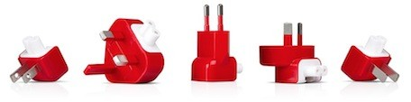 Twelve South's PlugBug World the little red gizmo goes international
