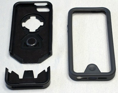 Rokform's RokLock v3 iPad case and RokShield v3 for iPhone 5