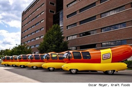 Breaking Oscar Meyer Weinermobile 'Hotdoggers' to get iPhones in June