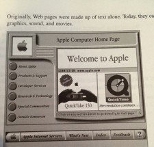 Flickr find Nice vintage Mac software collection