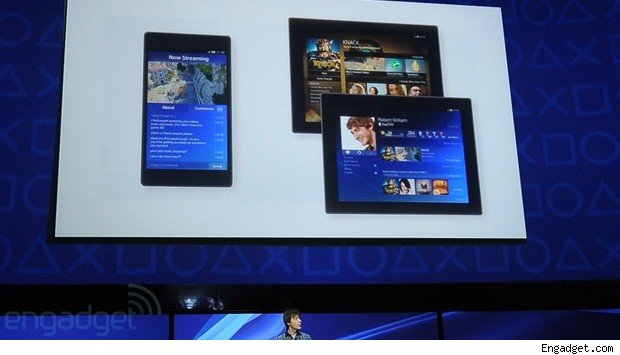 PS4 to have social apps geared toward secondscreen experiences