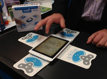 iPad, iPhone toys represented at Toy Fair 2013