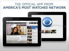 CBS launches iOS streaming TV app