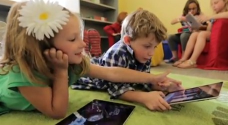 iPads at Idaho elementary's 'iSchool' pilot program