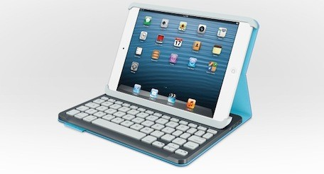 Logitech announces new Keyboard Folio for iPad and iPad mini