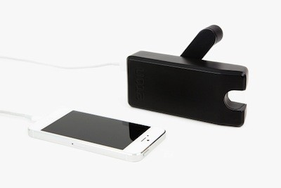 Eton BoostTurbine 2000 charges your phone, builds arm muscles
