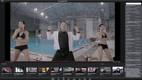 Play A YouTube viewing and discovery app for Mac OS X