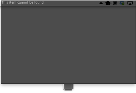 Popup Window For OS X