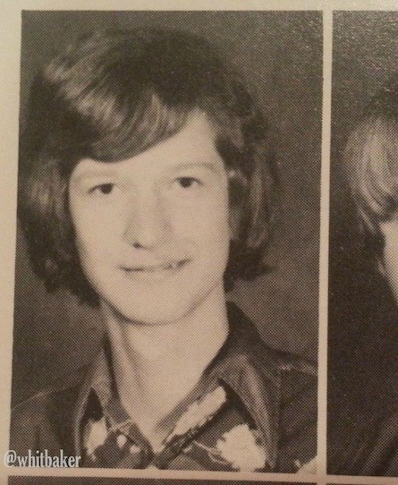 Tim Cook High School yearbook photos reveal Apple CEO was voted 'most studious' two years running