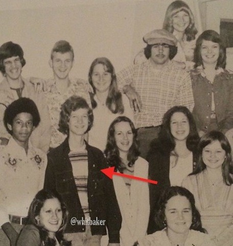 "Tim Cook High School yearbook photos reveal Apple CEO was voted ""most studious"" two years running"