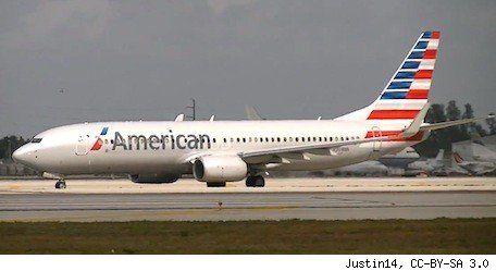 American Airlines iPads prevent pilot back injuries