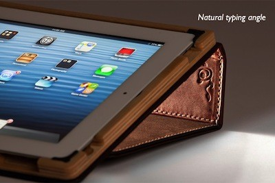 Weekend giveaway Pad and Quill Aria iPad cases  and discounts