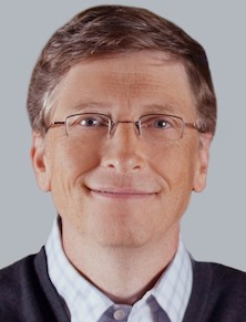 Bill Gates says iPad users are frustrated because they 'can't type, can't create documents'