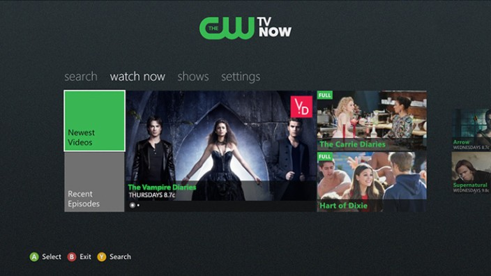 Dedicated CW app coming to Apple TV in coming weeks