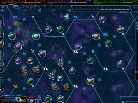 Daily iPad App Eclipse New Dawn for the Galaxy is a great board game adaptation
