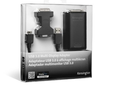 Kensington USB 30 MultiDisplay Adapter