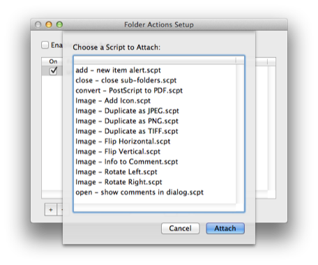 Preview and sips iOS image processing tools