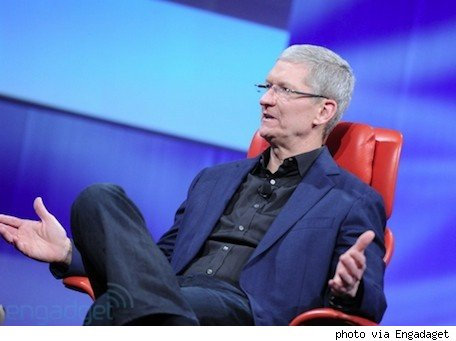 Tim Cook Executive changeup at Apple has been great