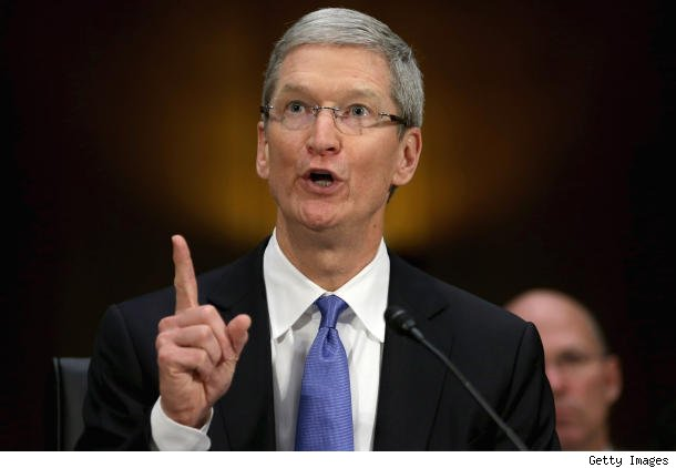 Tim Cook on the state of IP protection Our product cycles move much quicker than the court system