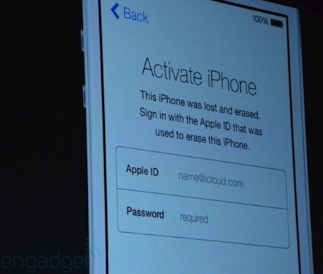 Lawmakers are cautiously optimistic about iOS 7's 'Activation Lock' feature