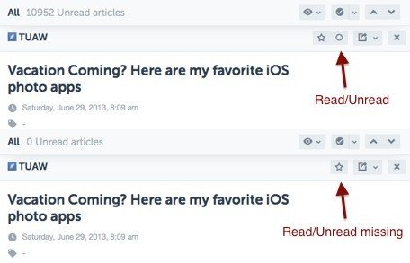 RSS Reader Roundup AOL jumps into RSS with webbased reader, no mobile apps yet