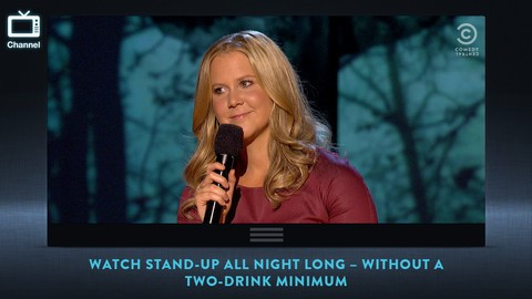Comedy Central's StandUp app puts comics on your iPhone
