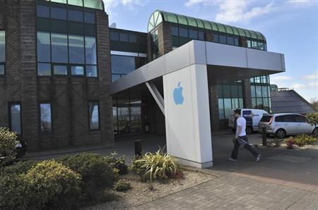 Ireland says it has no special 'tax deal' with Apple Senators Levin and McCain dispute claim