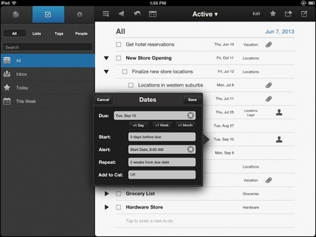 NoteSuite could replace Evernote, Skitch, Reminders, PDF apps and more