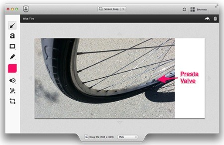 Skitch updates again, with a faster screen shot process