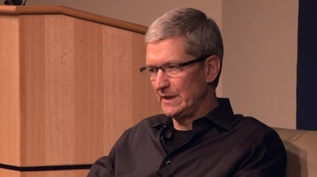 Tim Cook talks leadership, collaboration, intuition and more Video