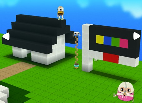 DNP  Toca Builders for iPad is a charming, delightful game