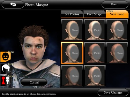 Daily iPad App Bloodmasque