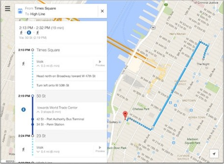 Newly designed version of Google Maps for iOS hits the App Store