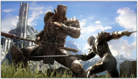 Infinity Blade 2 benefits from Apple's anniversary promotion
