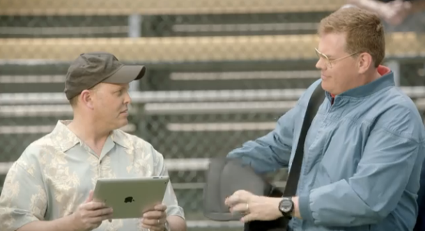 New Microsoft ad takes another swing at the iPad