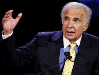 Icahn invested over $15 billion in Apple, stake in company still less than 1%