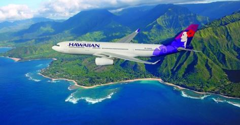 Hawaiian airlines offer iPad minis to passengers