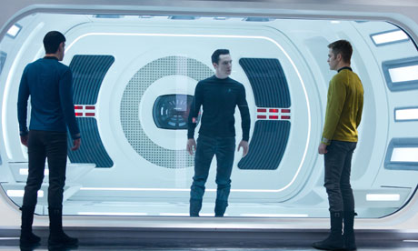 Star Trek Into Darkness released ahead of DVD on iTunes