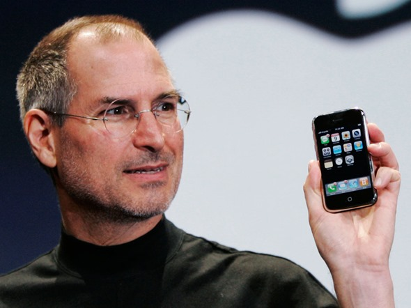 How Steve Jobs was able to negotiate a revenue sharing agreement with AT&T