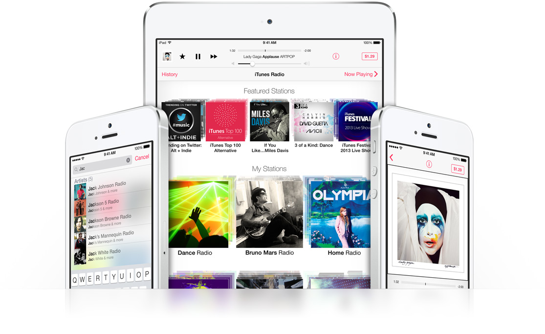 Apple seeking to hire music experts to ensure iTunes Radio doles out hits